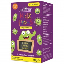 Natures Aid (1-12 Years) Kidz Pro-5 (Daily Microbiotic) 90g