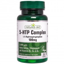 Natures Aid 5-Htp Complex 100mg 30 Tabs