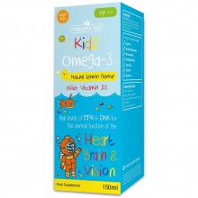 Natures Aid (6-12 Years) Kidz Omega-3 150ml