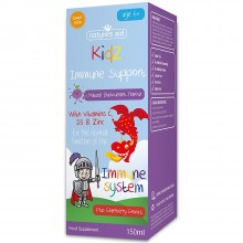 Natures Aid (6-12 Years) Kidz Immune Support 150ml
