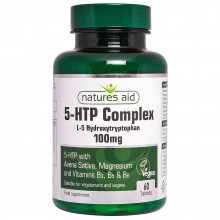 Natures Aid 5-Htp Complex 100mg 60 Tabs