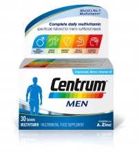 Centrum Advance Men 30 Tablets