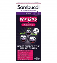 Sambucol Kids Black Elderberry 120 ML