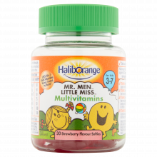 Haliborange MR Happy Multivitamin Softie 30'S